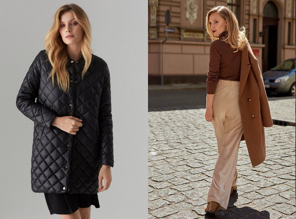 Płaszcze damskie na jesień