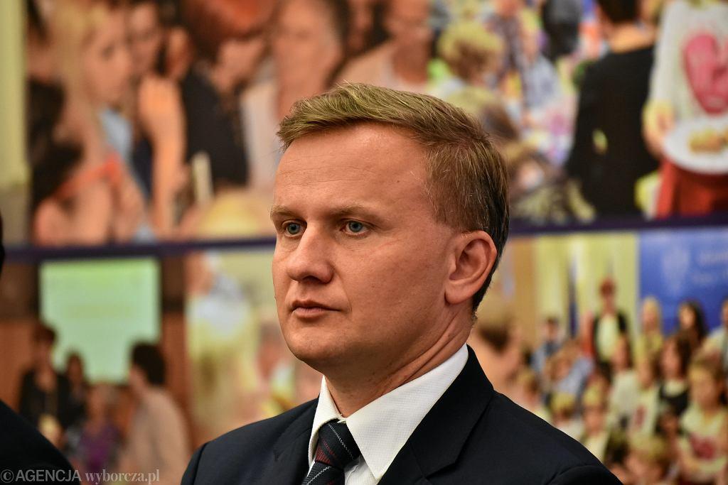 Bartosz Marczuk może zostać kandydatem PiS na Rzecznika Praw Dziecka