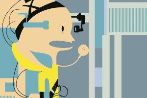 Elektronika noszona: będziesz robocopem