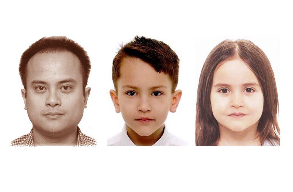Poszukiwania ojca i dwójki dzieci