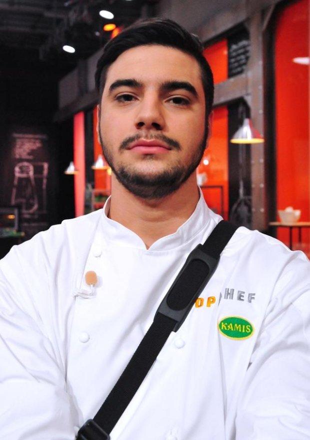Szymon Sierant, Top Chef