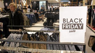 Black Friday 2018. W jakich sklepach warto 'polować' na promocje?