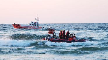 Akcja ratunkowa we Władysławowie. Utopił się 19-letni turysta.