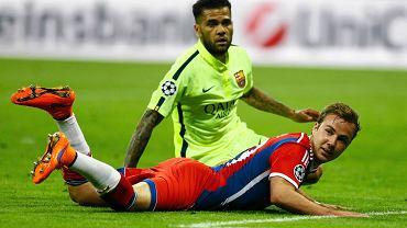 Bayern Monachium 3:2 Barcelona