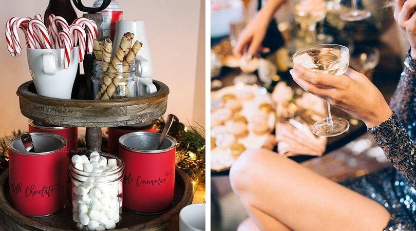 Na świątecznej imprezie lepiej mieć się na baczności! Setki kalorii czają się na każdym kroku.