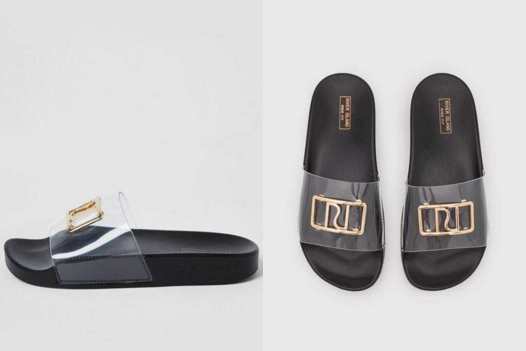 Przezroczyste buty - liczy się wygoda!