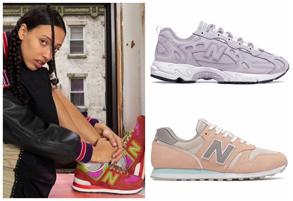 streetwearowe buty