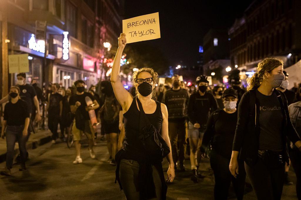 z26333350IH,USA--Postrzelono-dwoch-policjantow-w-czasie-protes.jpg
