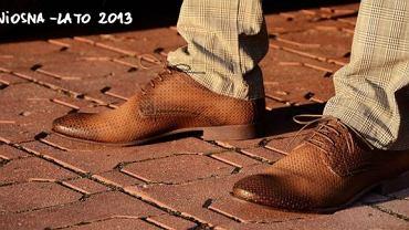Buty z kolekcji Venezia. Cena ok. 300 zł