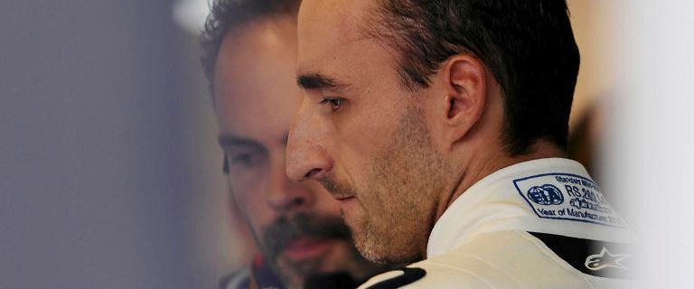 F1. Lewis Hamilton cieszy się z powrotu Roberta Kubicy z własnych powodów