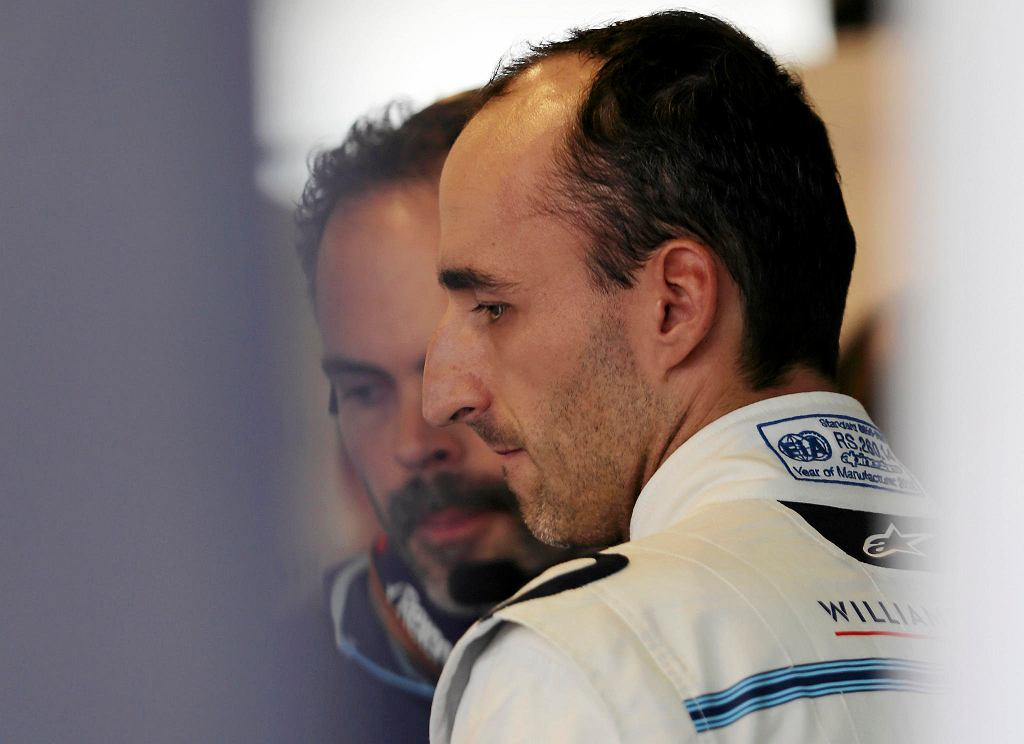 Zdjęcie numer 1 w galerii - Robert Kubica: Raikkonen wciąż jest jednym z najlepszych kierowców w F1
