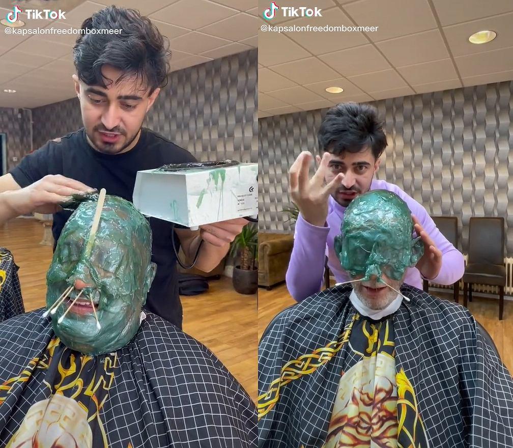 Woskowanie całej twarzy stało się hitem na TikToku. Eksperci jednak ostrzegają