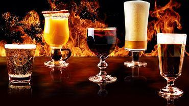 Gorący kubek: rozgrzewające drinki