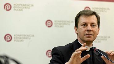 Ks. Pawel Rytel - Andrianik, rzecznik Konferencji Episkopatu Polski