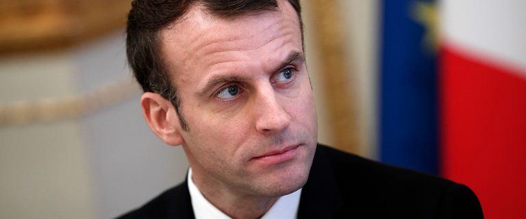 Zniesienia podatku dla emerytów - Macron podzielił Żółte Kamizelki