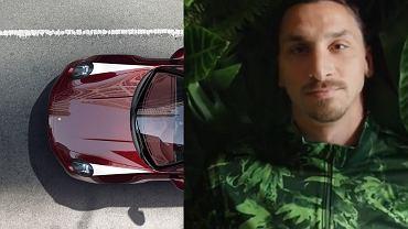 Zlatan Ibrahimović pochwalił się nowym autem