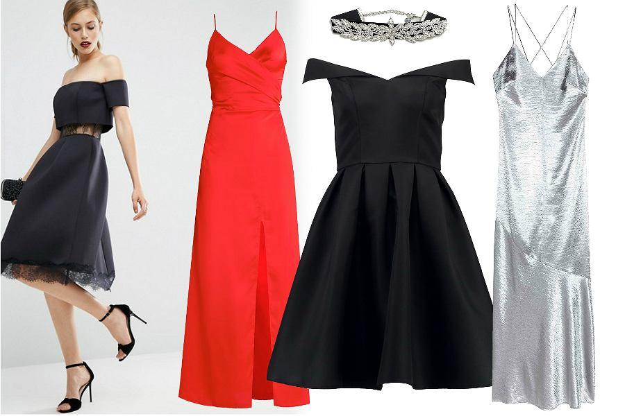Niedrogie sukienki studniówkowe: od najtańszej do najdroższej