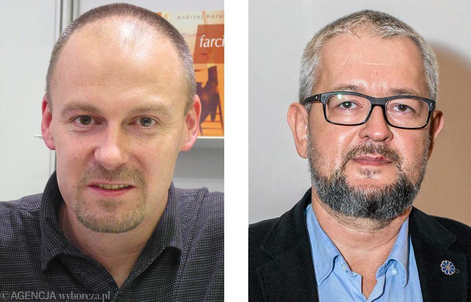 Andrzej Horubała, Rafał Ziemkiewicz