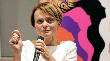 Minister rozwoju Jadwiga Emilewicz