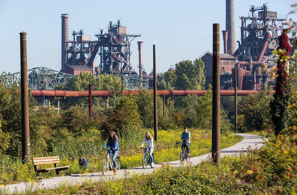 Park Krajobrazowy: Duisburg Landschaftspark Nord