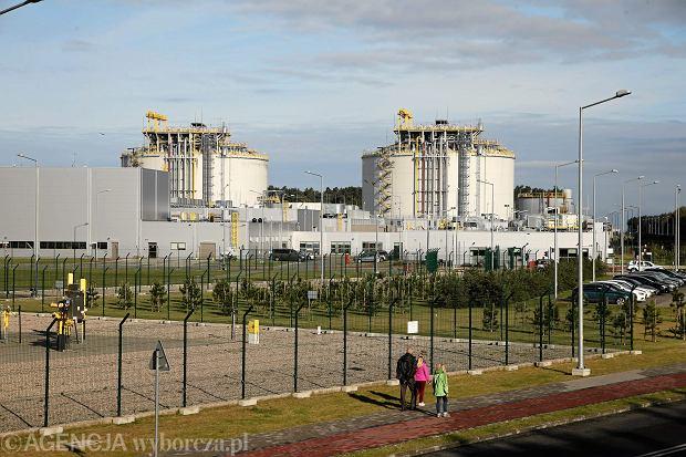 Gazoport w Świnoujściu wzrośnie o połowę. Jest przetarg na rozbudowę