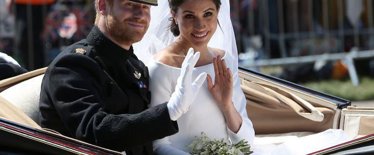 Ujawniono pierwsze wspólne zdjęcie Meghan Markle i księcia Harry'ego