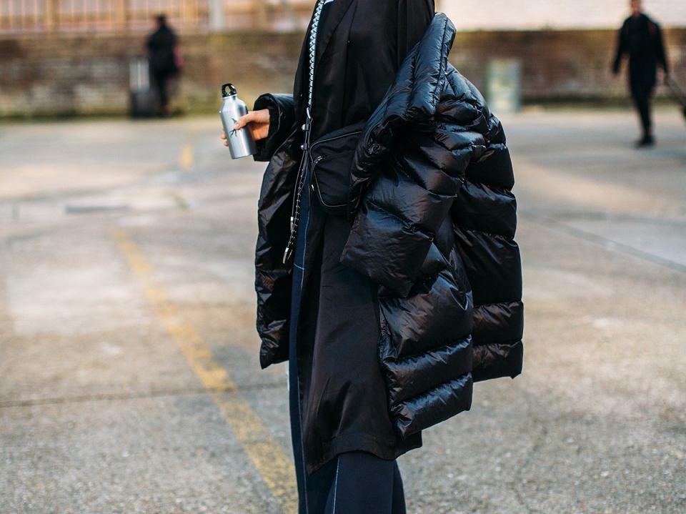 Pikowane płaszcze dla 50-tek