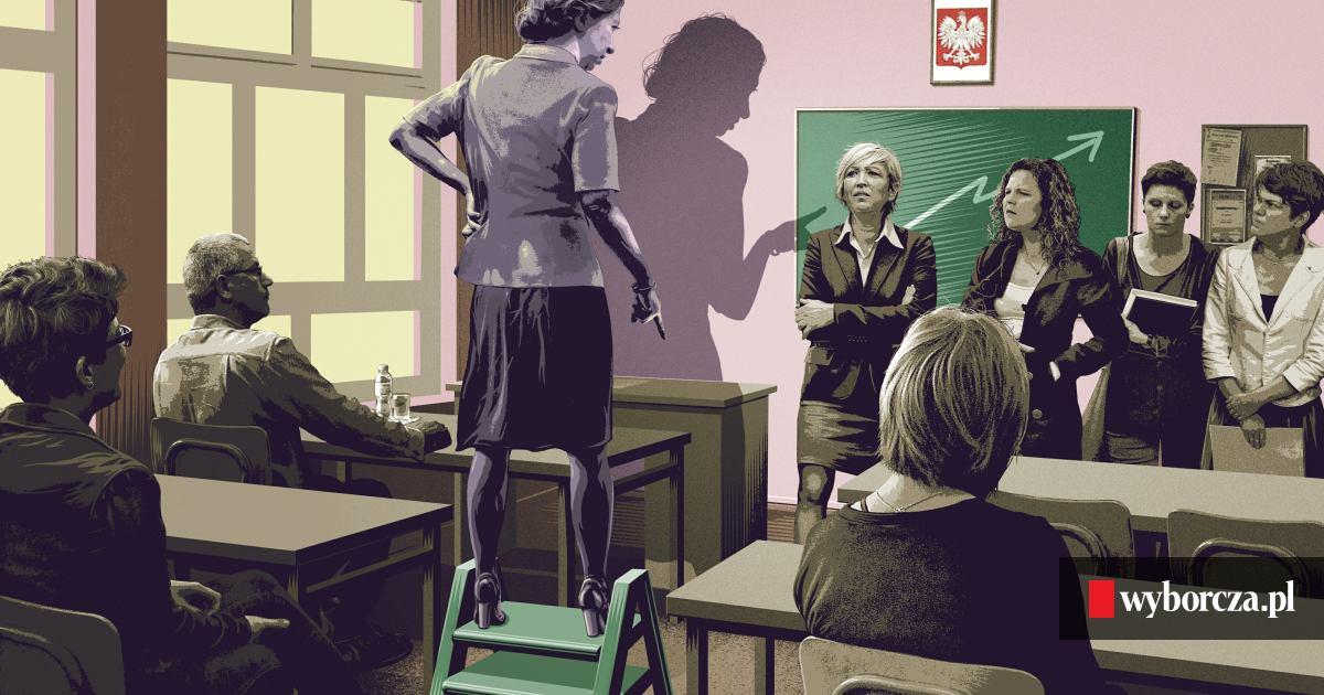 aa0add1870 Leniwego nauczyciela kijem . Czyli jak rodzice mogą dostać od szkoły ...