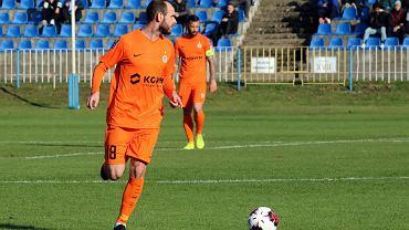 29 października 2019 r. 1/16 piłkarskiego Pucharu Polski: Stilon Prosupport Gorzów - Zagłębie Lubin 1:5 (0:1)