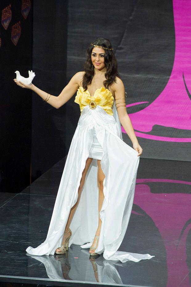 Anastasia Sidiropoulou, Miss Grecji
