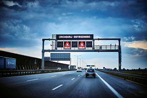 Na autostradach A1 i A2 pojawi się elektroniczny system zarządzania ruchem. Ma ułatwić życie kierowcom