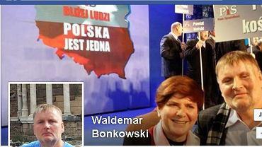 Profil FB Waldemara Bonkowskiego