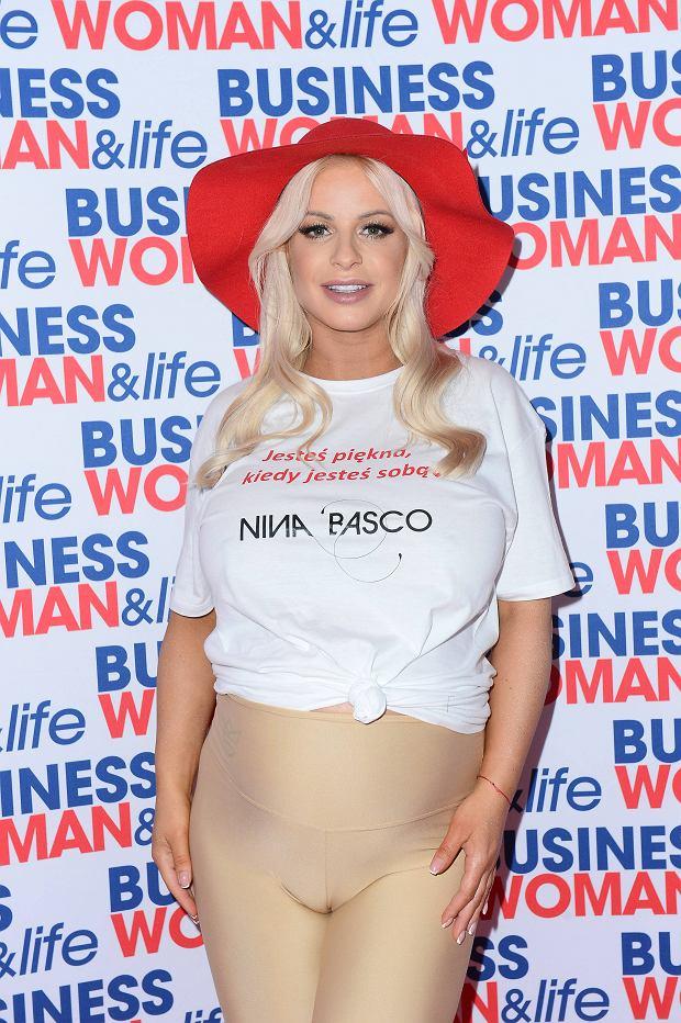 Paula Tumala na charytatywnej gali kalendarza Businesswoman & Life 2020