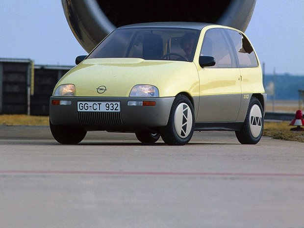 Opel Junior Concept
