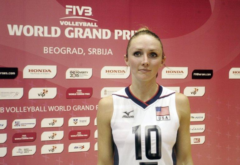 Kristin Hildebrand - nowa zawodniczka Impelu Wrocław