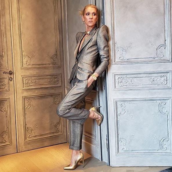 Celine Dion przeraźliwie schudła