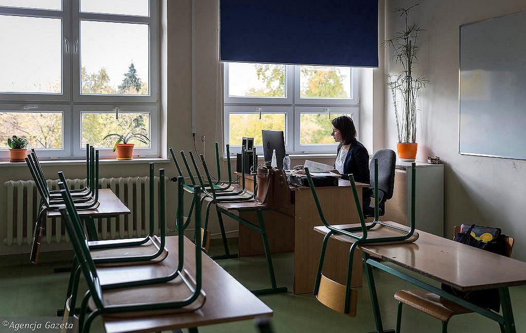 Nauczyciel (zdjęcie ilustracyjne)