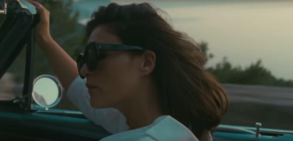 Jessie Ware w teledysku do utworu 'Selfish Love' / screen z YouTube