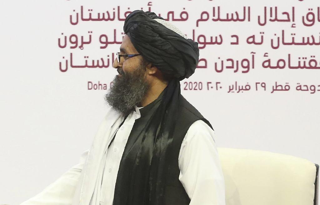 Abdul Ghani Baradar (2020 rok)