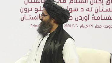 Rozłam wśród talibów? Między przywódcami miało dojść do ostrej kłótni