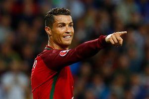 Ronaldo - najlepszy piłkarz świata