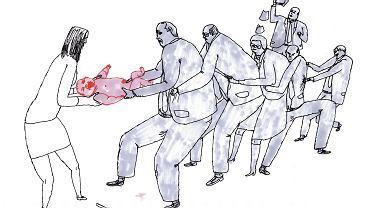 Rysunek Jan Koza