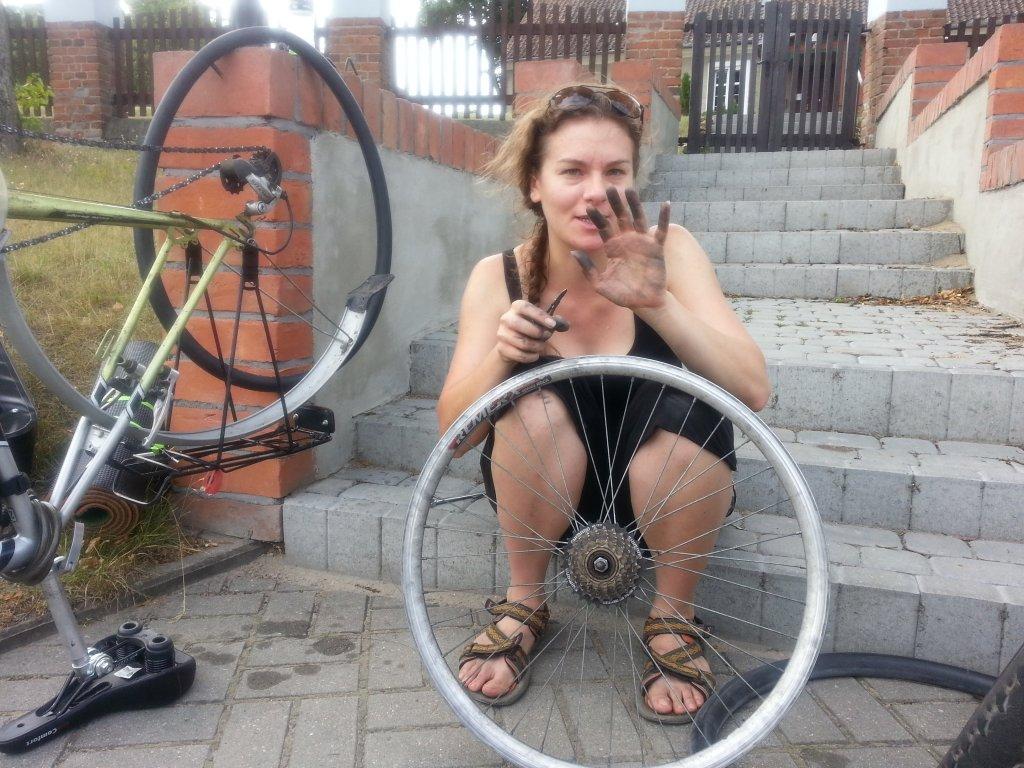 Zanim ruszysz w drogę, najpierw przegląd roweru