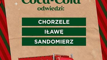 Coca-Cola 'Poczuj magię Świąt'
