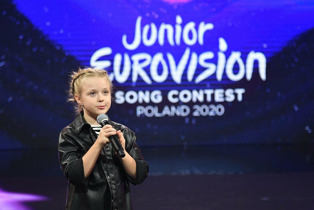 Eurowizja Junior 2020 - Alicja Tracz