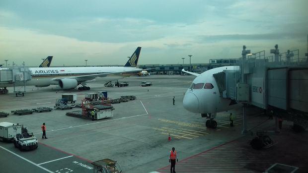 LOT zainaugurował połączenie do Singapuru