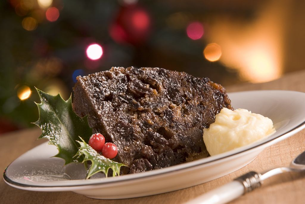 Angielski Christmas Pudding