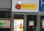 Podatek korzystny dla Biedronki. Akcje właściciela - 6 proc. w górę, traci Alma