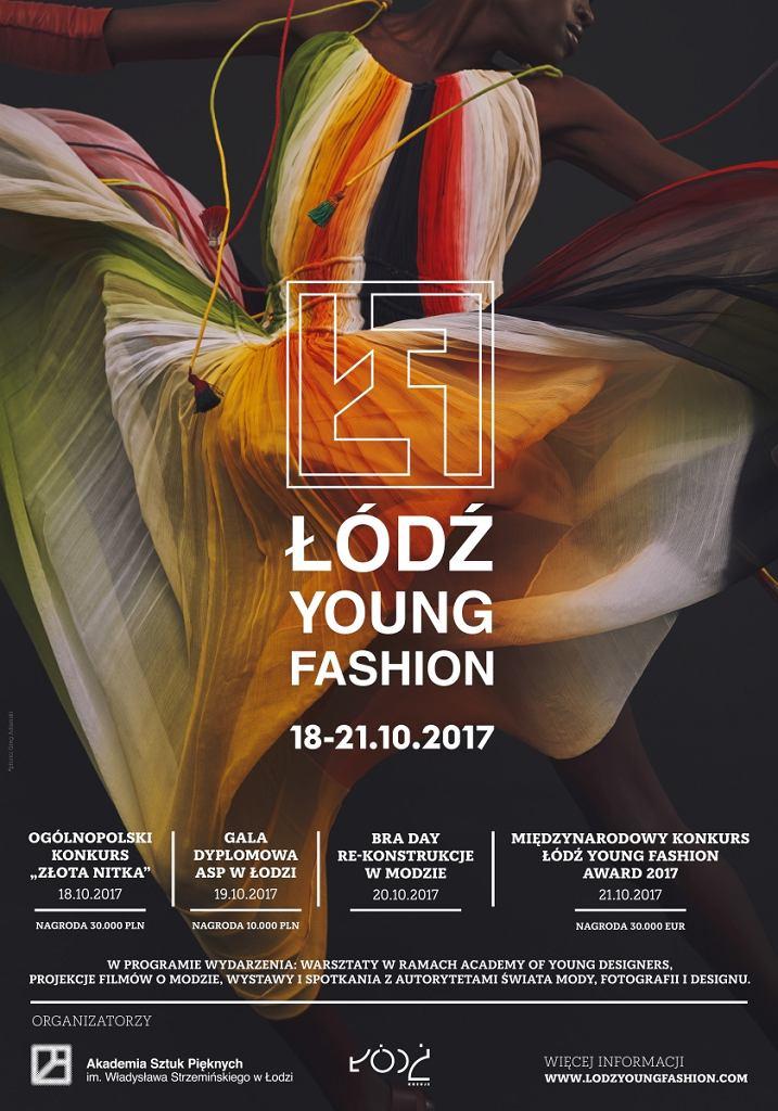 ŁÓDŹ YOUNG FASHION 2017 - nowa impreza modowa na polskiej mapie