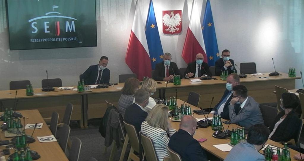 Komisja Administracji i Spraw Wewnętrznych